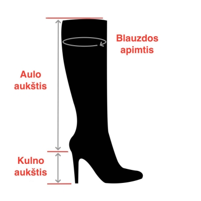 boots measurements
