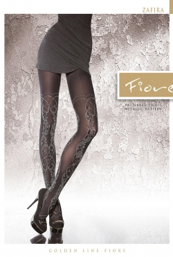 Fiore Zafira 40 den metallic style