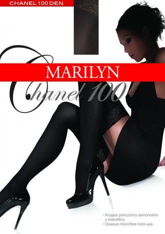Pėdkelnės kojinės Marilyn Chanel 100 socks tights