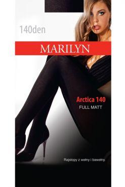 warm tights Pėdkelnės su vilna Marilyn ARCTICA 140 DEN