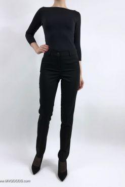 Klasikinės kelnės SIGMA Black trousers pants