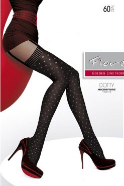 Pėdkelnės Fiore DOTTY 60 DEN tights goodlook.shop