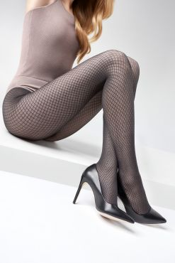 tights bodystocking Pėdkelnės Marilyn GRACE N05 GRIGIO 40 den