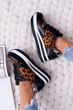 Laisvalaikio bateliai su platforma TIGER casual shoes platform