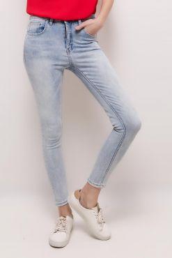 Šviesūs džinsai GOODIES LIGHT BLUE jeans