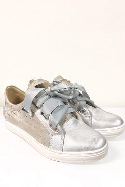 Odiniai laisvalaikio bateliai SILVER WORDS casual leisure shoes