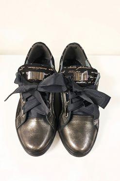 Odiniai laisvalaikio bateliai GOLD WORDS leather casual shoes